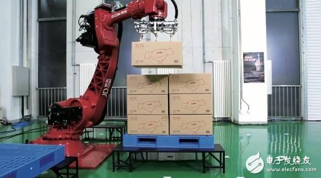 有源晶振助力智能机器人在各个产业开始发力