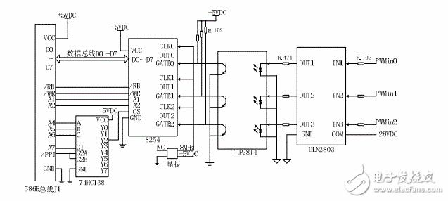 【每天看电路第43期】无人机PWM捕获电路