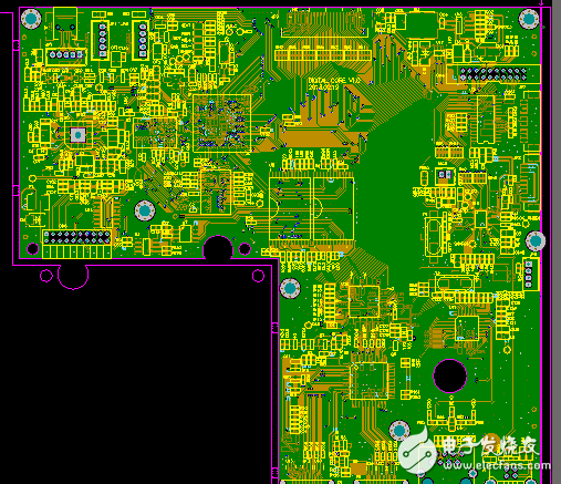 【AD作品(转)】全志F20 PCB文件 (AXP193+DS90CF386+VC0346T+ANX7150+RTL8201CP+PI3HDMI341AR)