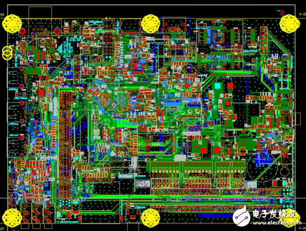 【AD作品】首发最新安霸(Ambarella)S2 系列高清图像处理板 PCB和原理图(S2LM挂1个DDR3)H06-032-0B