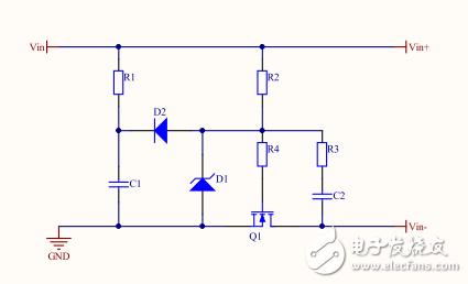 【每天看电路第47期】开关电源软启动电路