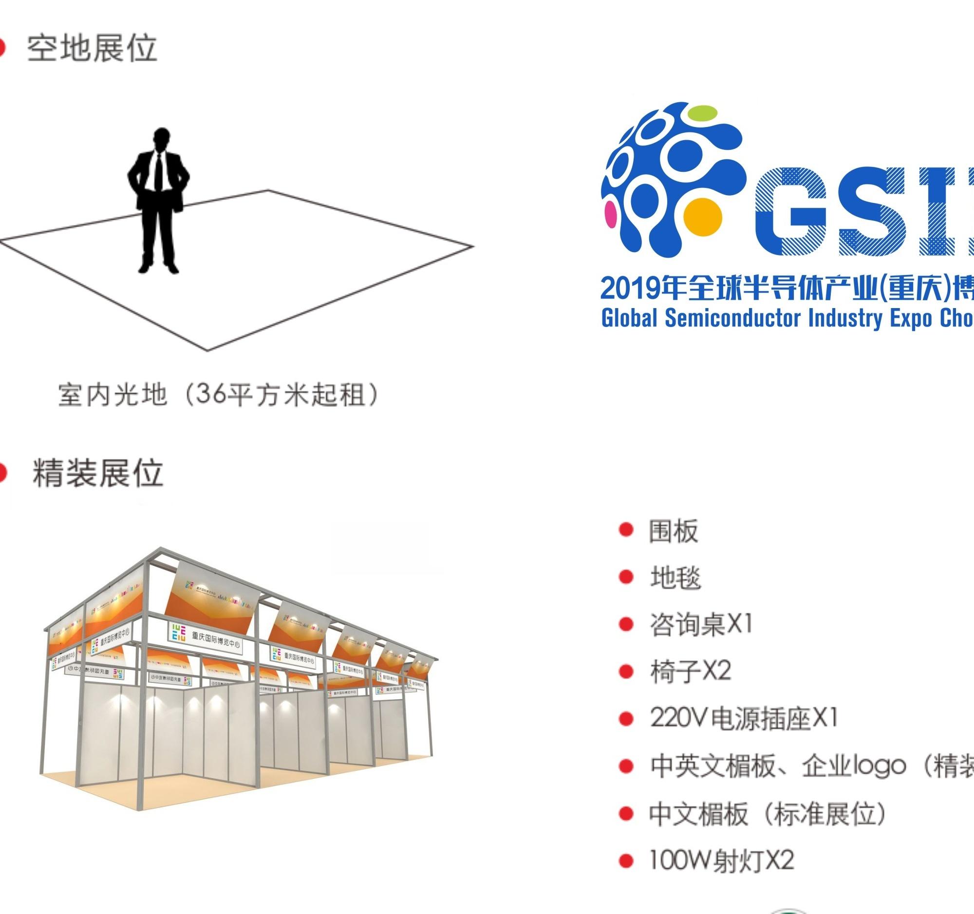 智慧重庆,2019全球半导体产业博览会欢迎您