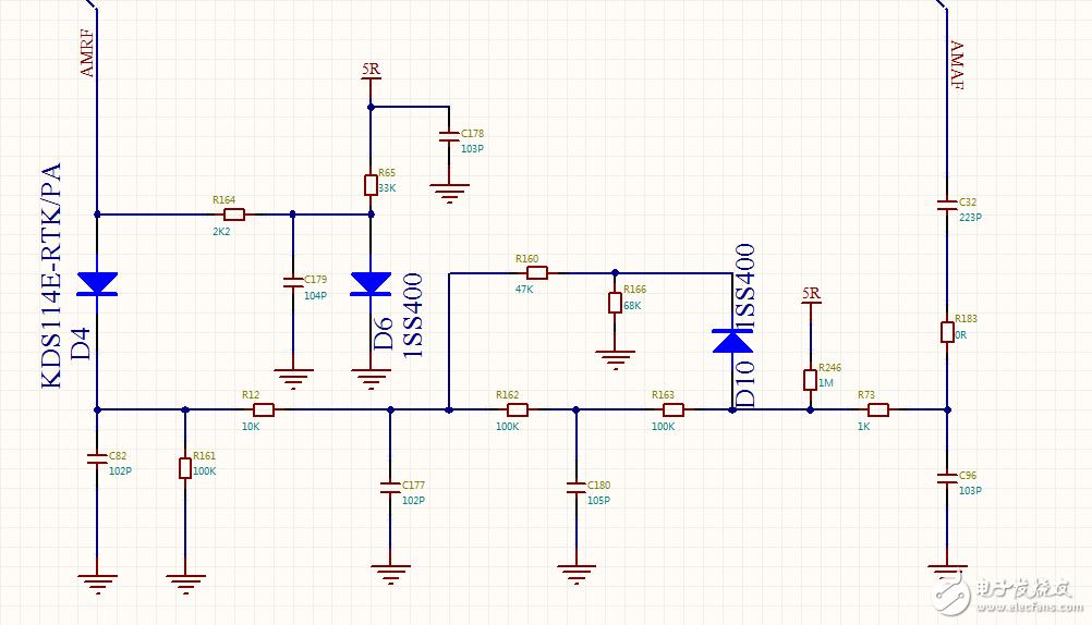这个电路的作用是什么?射频调幅电路