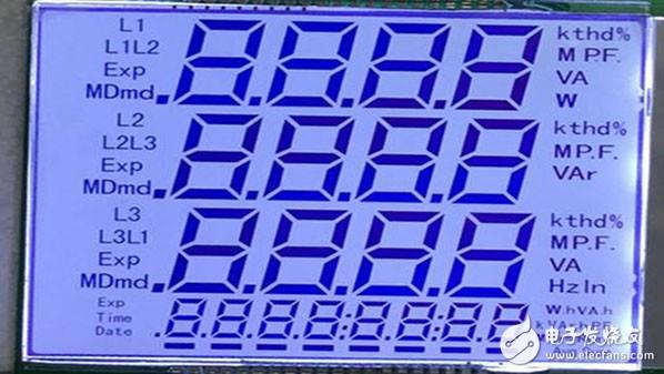 液晶屏的连接性能及可靠性,寿命评估
