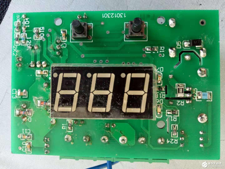 哪位高手帮忙分析一下一温控器电路原理及故障排除