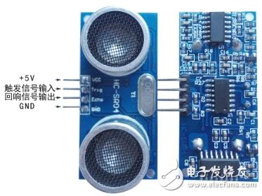 Micropython教程之TPYBoard DIY超声波测距仪实例演示