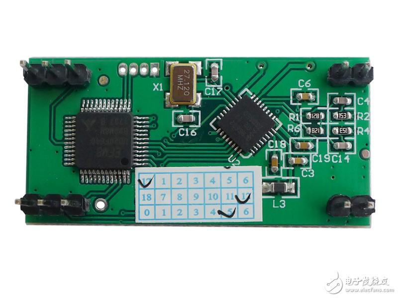 非接触IC卡模块NFC功能JMY5051系列