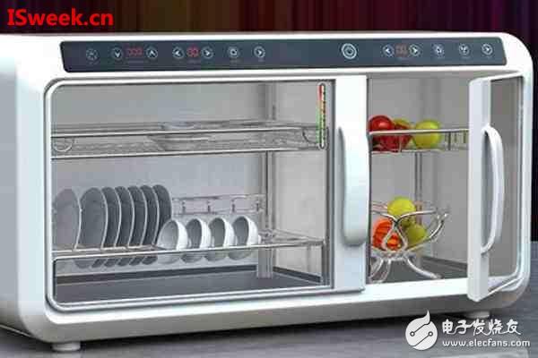 紫外线传感器在餐具消毒机中的应用
