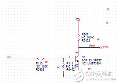 三极管的电阻取值