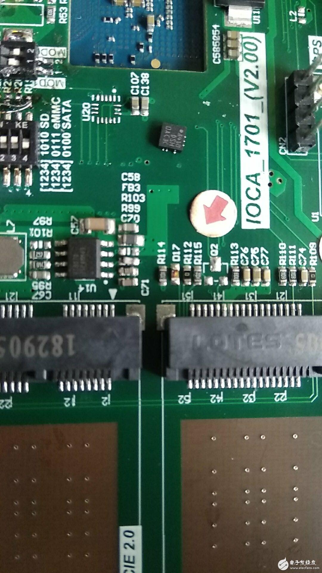 CB140-6Y2C一直进入烧写模式的解决办法