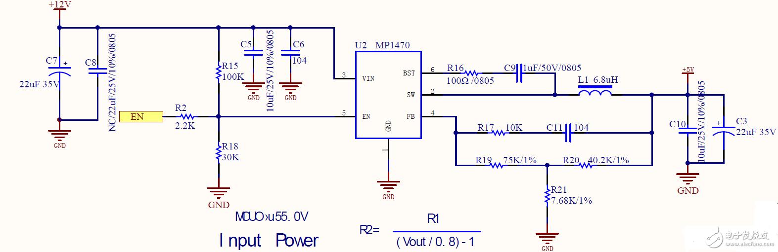 DC/DC如何加入电流保护