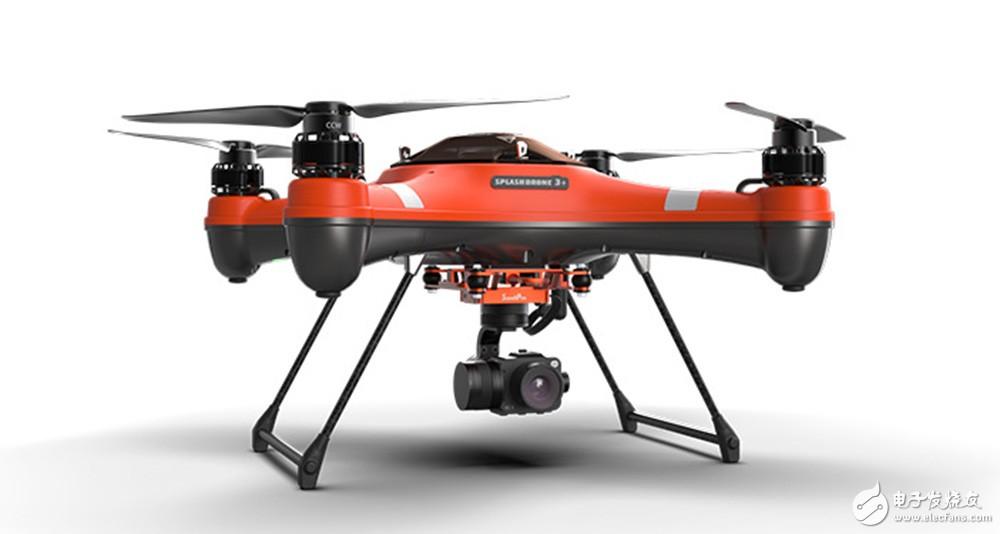 水手3+防水无人机如何兼顾优秀防水和航拍效果的?