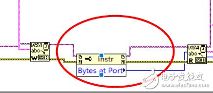 请问labview串口如何对在接收数据前,将数据最前端添加标志符如0001,0002,0003....