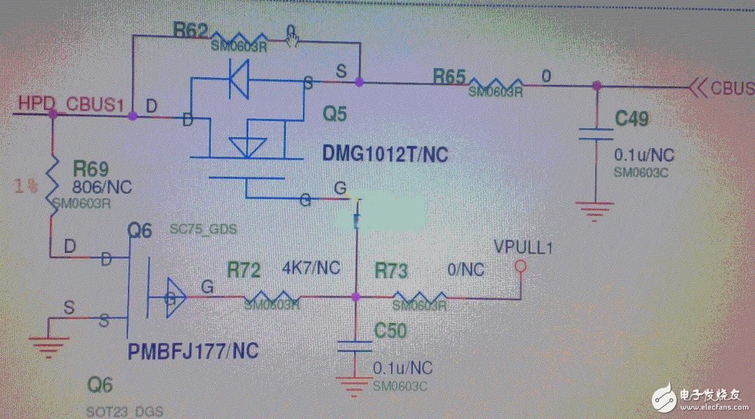 请问这个晶体管电路具体功用是什么?