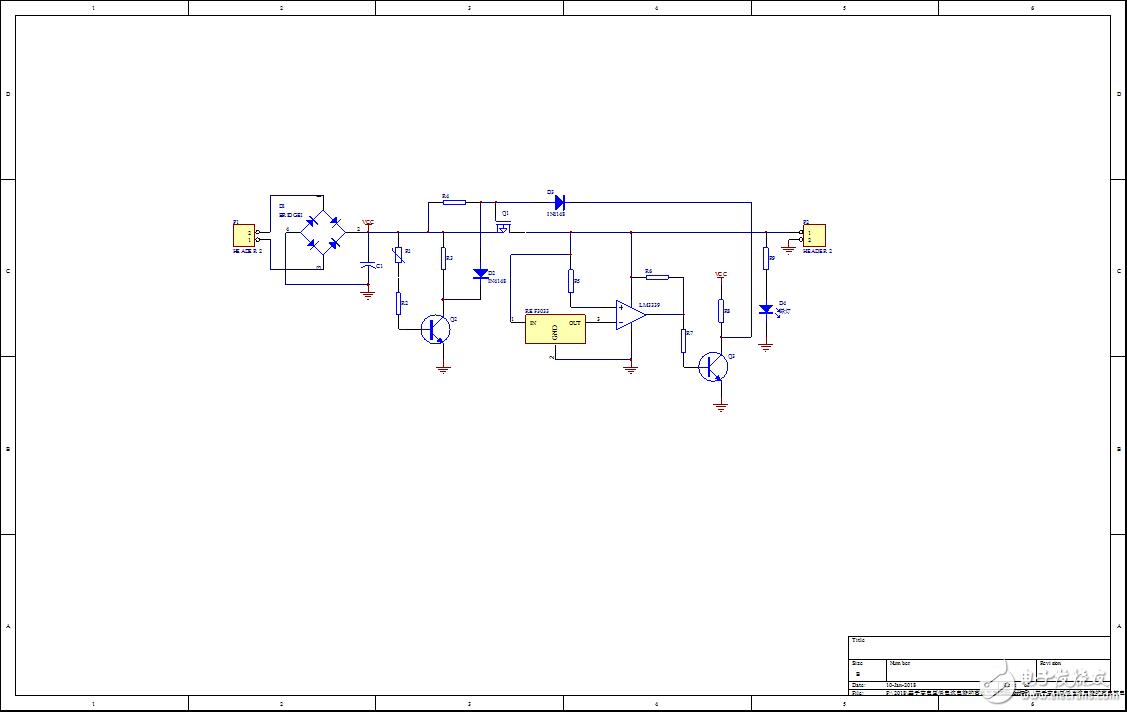 有人能帮我分析一下这个电路的功能嘛,或者给点提示什么的也行,谢谢