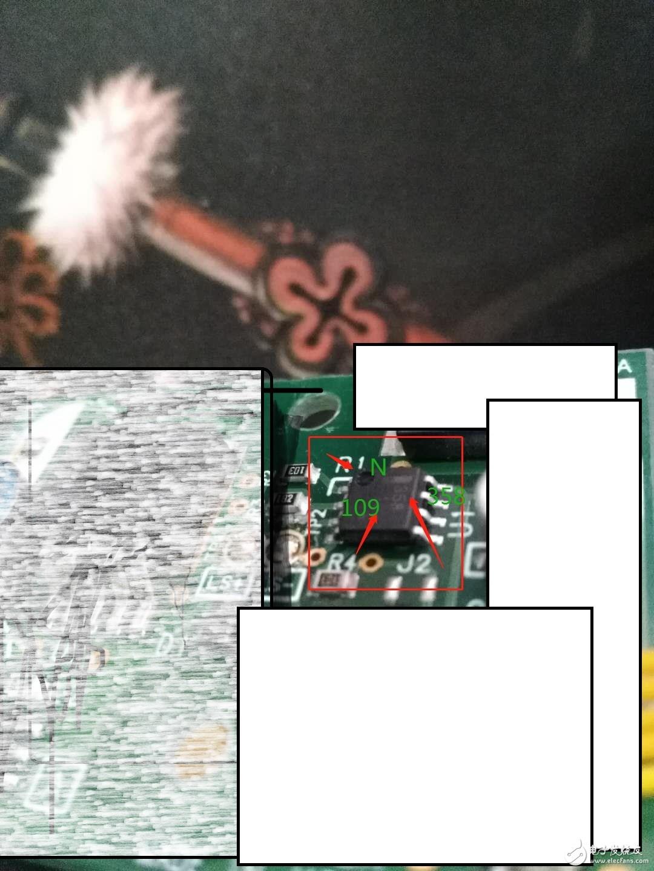 这个元器件是什么型号,哪个公司的,什么功能