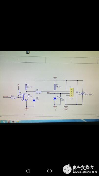 稳压二极管损坏导致反馈的电压不对,请问如何修改电路?