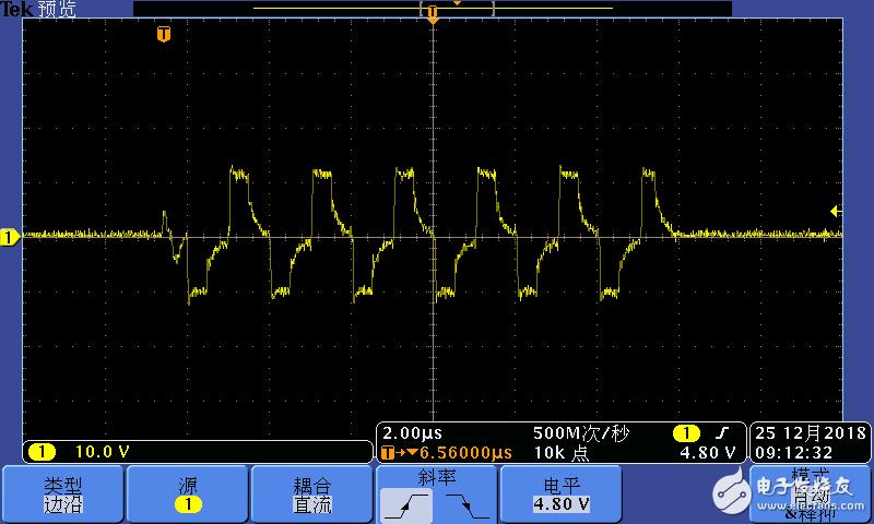 全桥逆变电路电压问题