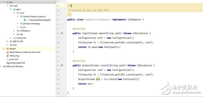 spark集群使用hanlp进行分布式分词操作说明