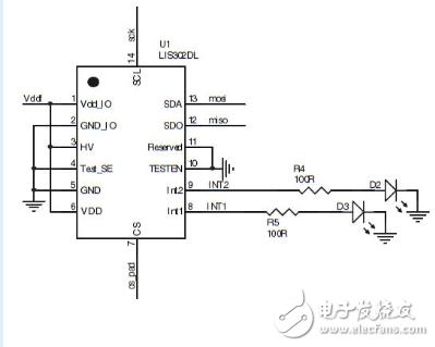 为什么3v的传感器连接5v的单片机却无法降低输出电压?