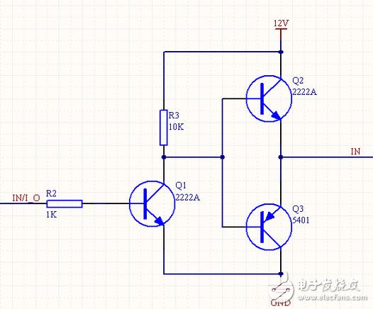 输出12V的方波,为什么老是会烧Q2?