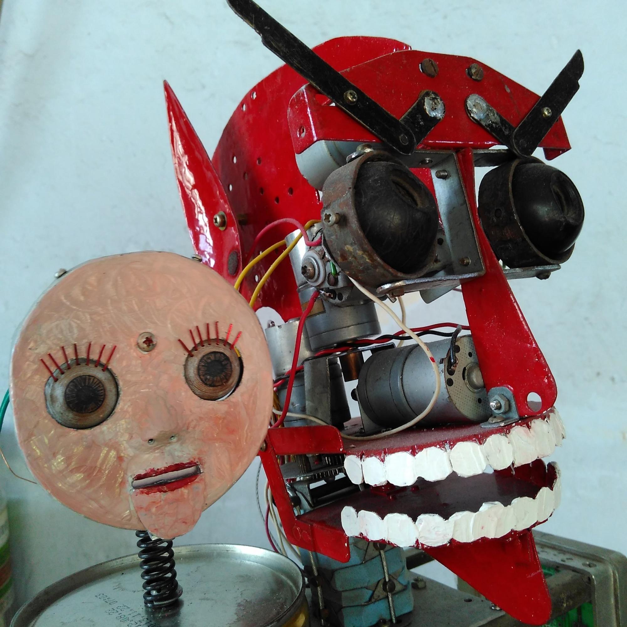 我的机械头