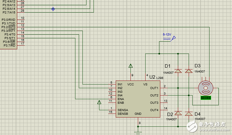 请问L29815脚如何用来实现电流保护