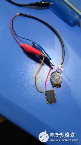 请问优利德UT61E不开机,芯片ES51922A是不是击穿了?