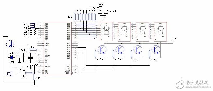 请问电路中三极管的接法正确吗