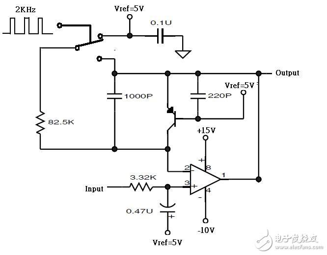 请问这个OP电路的工作原理及作用?