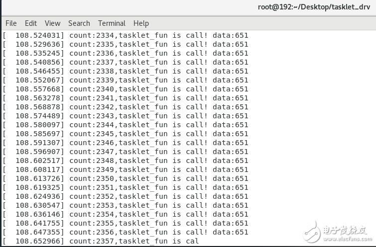 芯灵思SinlinxA33开发板Linux内核 tasklet 机制(附实测代码)