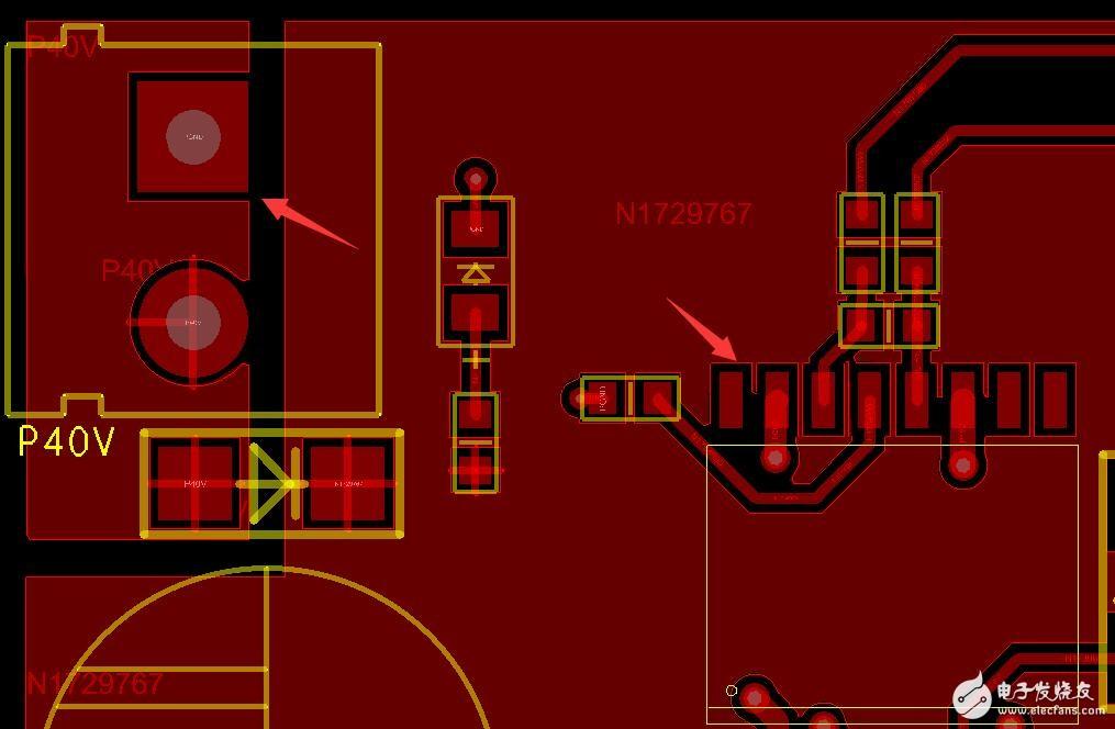请教击穿电压与line to shape spacing的关系?