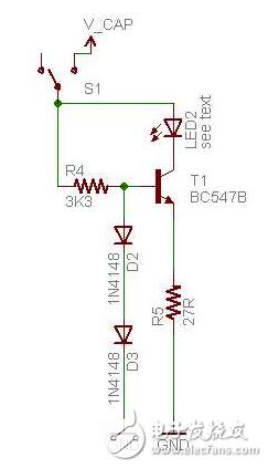 电容给作为LED驱动的原理