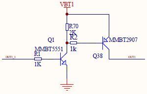 这是个什么电路?为什么这两个三极管很容易击穿?