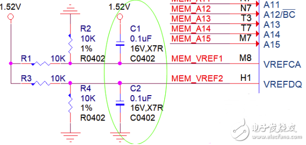 DDR3基准电压MLCC失效的问题