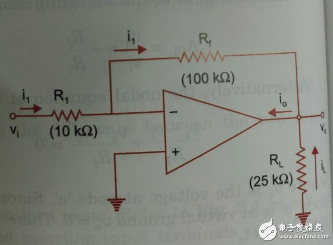 运算放大器输出电压的问题