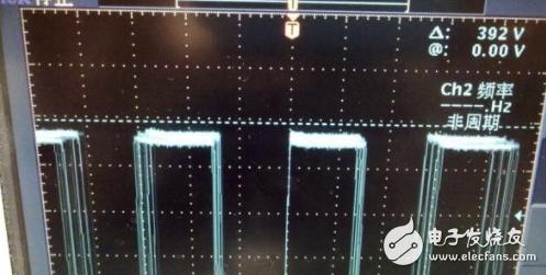 LLC开关频率抖动是什么原因造成的