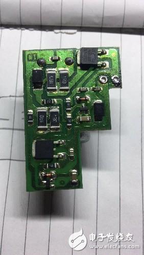 可控硅控制电机限位开关,电机不能反转