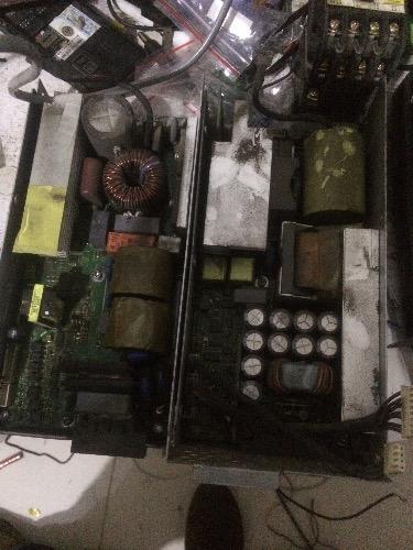 请问华为开关电源4850N1必须接负载才会工作吗?