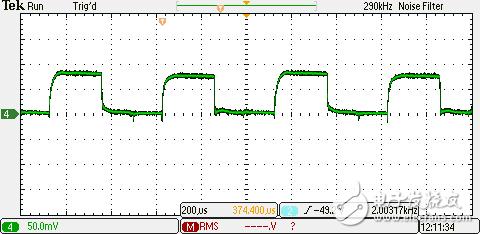 如何对平均电流进行采样