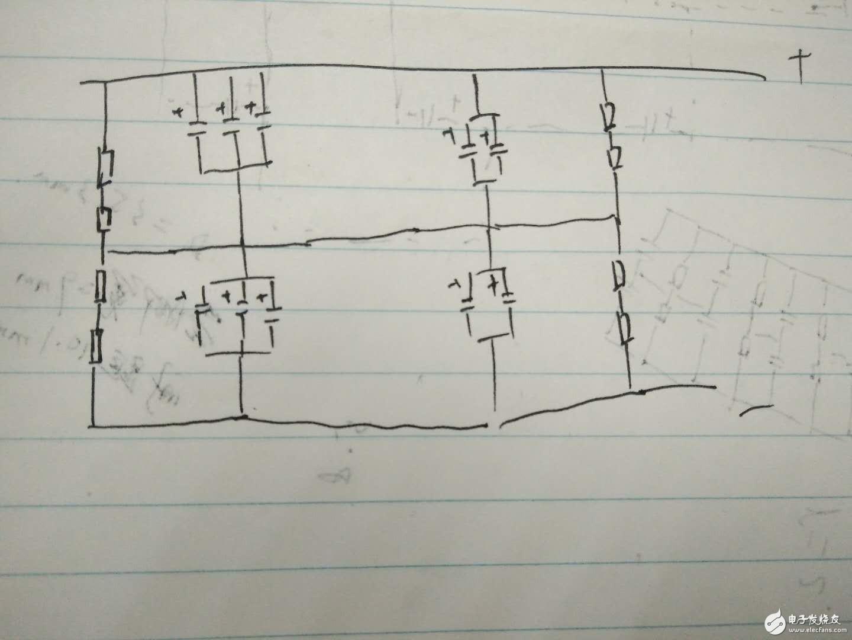 请问图中由电阻电容组成的滤波电路是否可行?会不会有问题