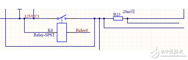 12V工作电压线上测量电流如何把范围电压取出量化?