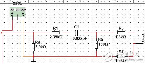 测角器前电阻为什么这样连接