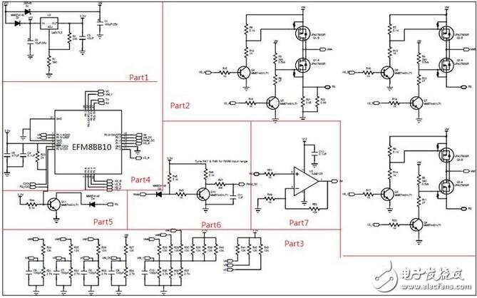 8位MCU的无感BLDC设计