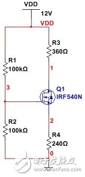 MOS管放大电路设计问题