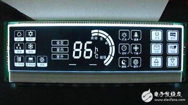 VA屏带触摸按键如何降低功耗?