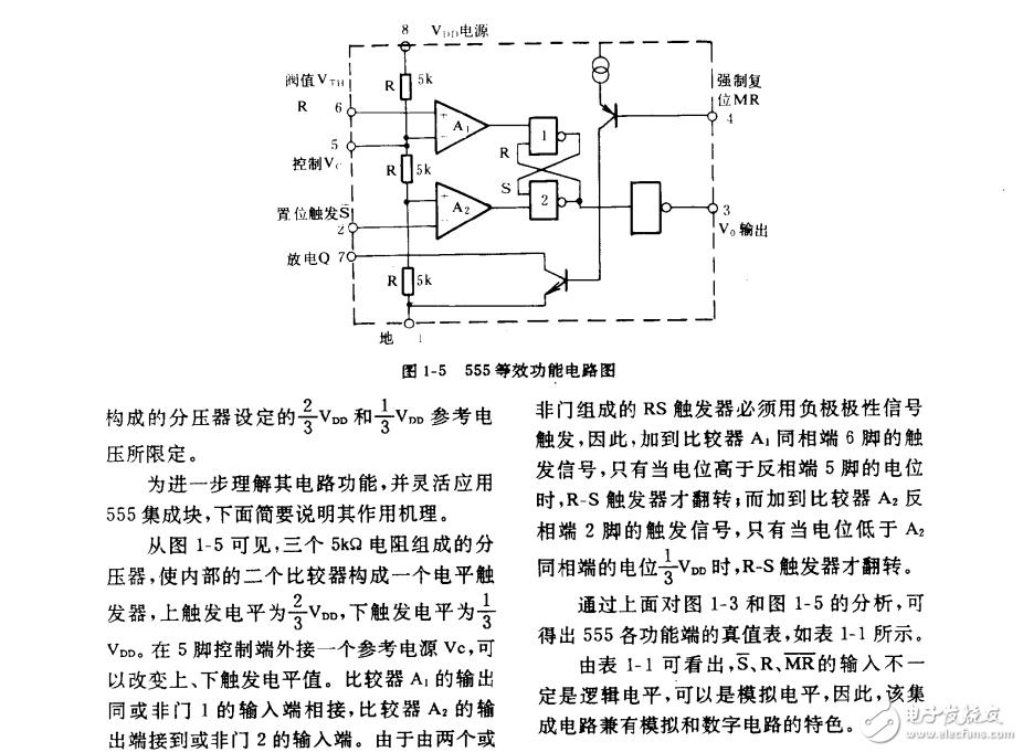 555集成电路应用800例电子书