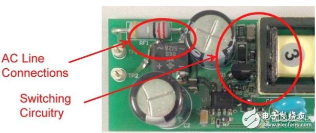 如何处理好电源中的寄生电容获得符合EMI标准的电源?