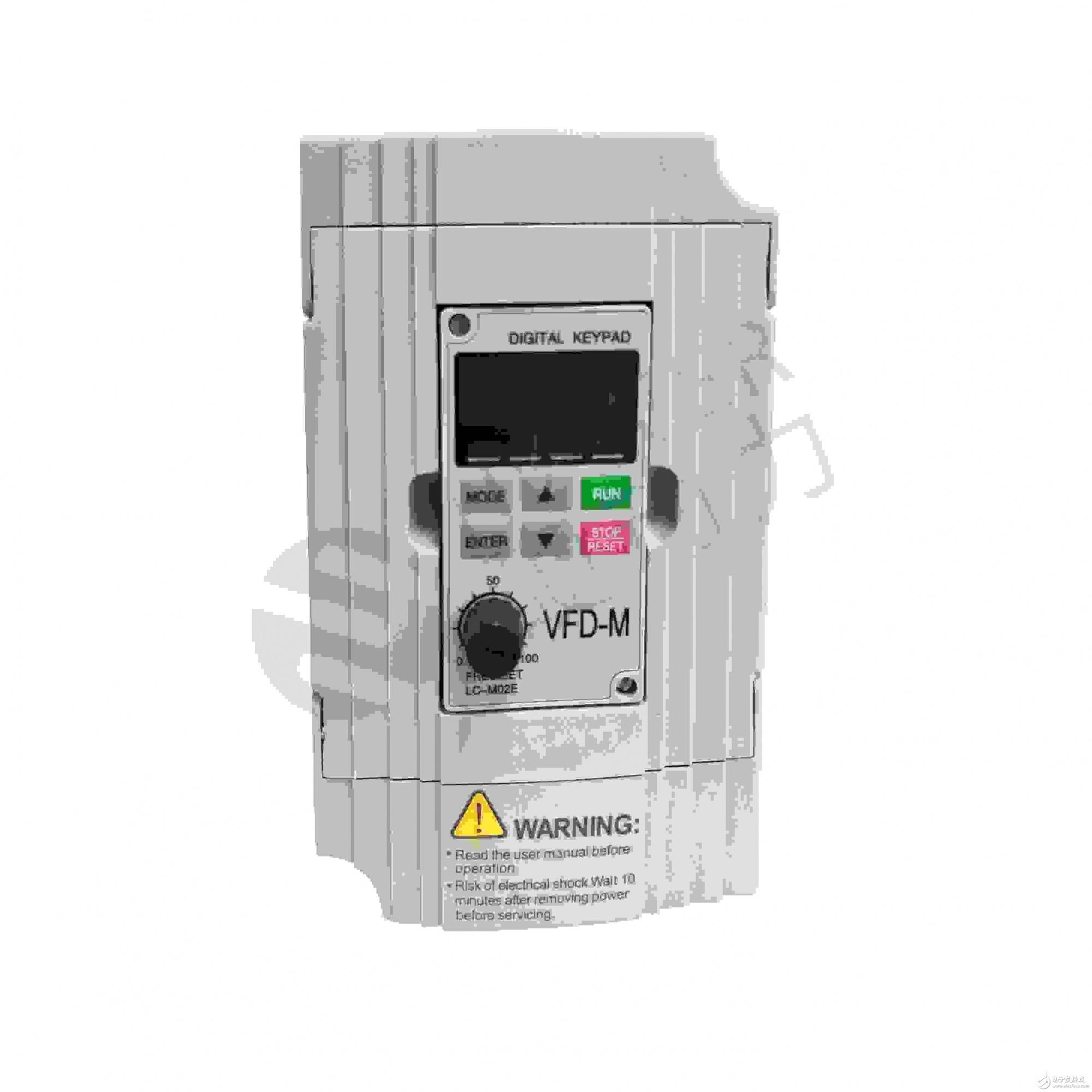 单三相0.4KW 220V硬动力500系列无感矢量变频器