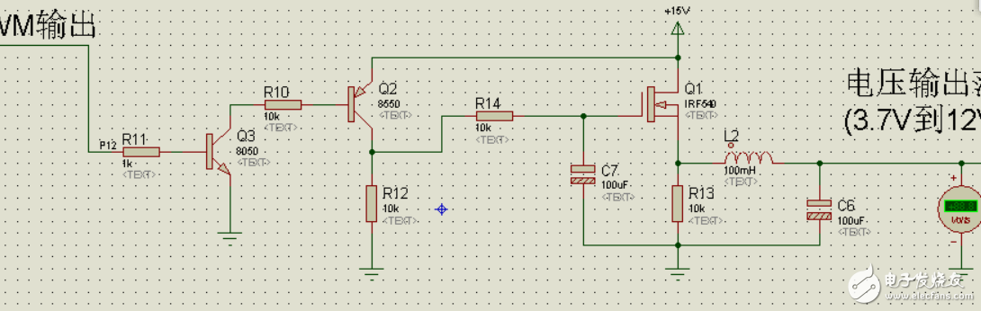 求问,buck降压电路是哪一部分?工作原理是什么?